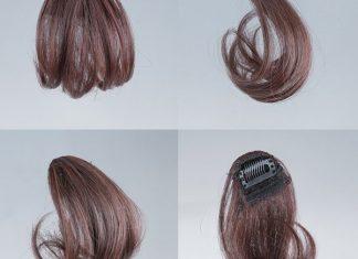 tóc mái giả