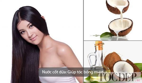 chăm sóc tóc màu vàng rêu
