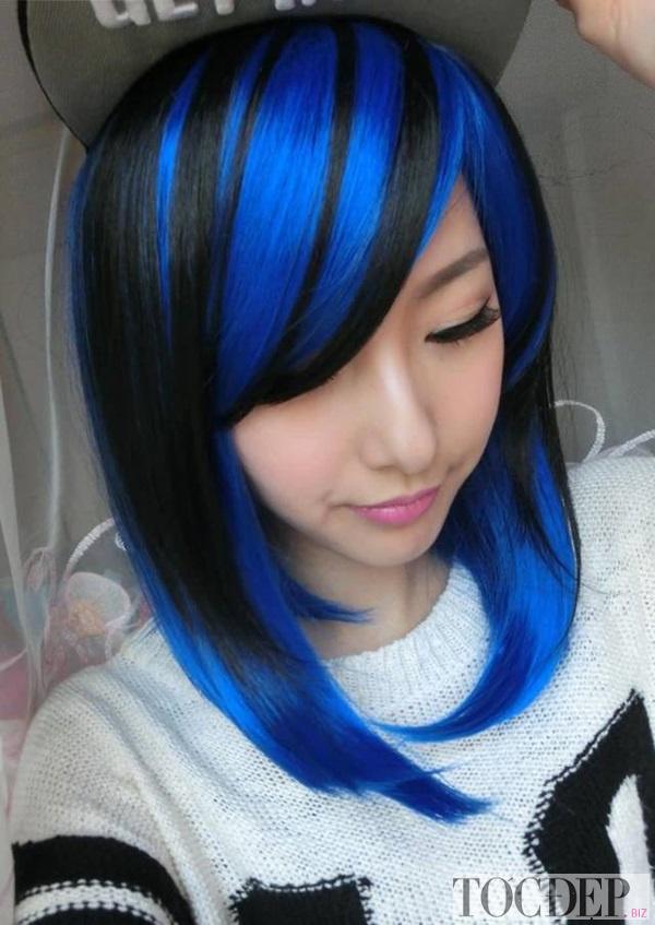 màu tóc 12 cung hoàng đạo