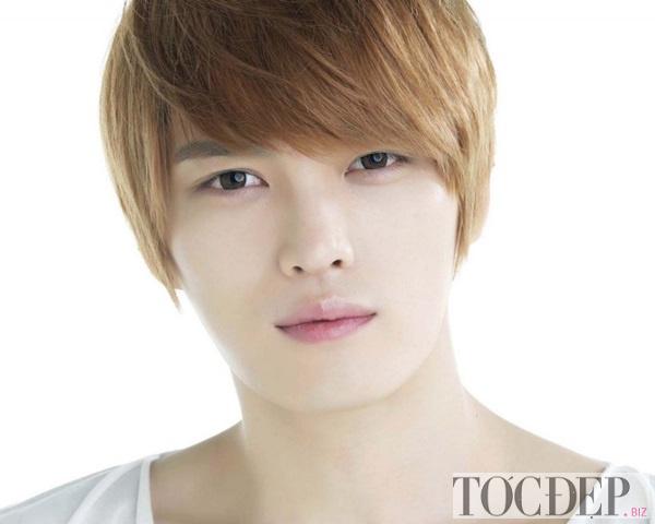 màu tóc Hàn Quốc