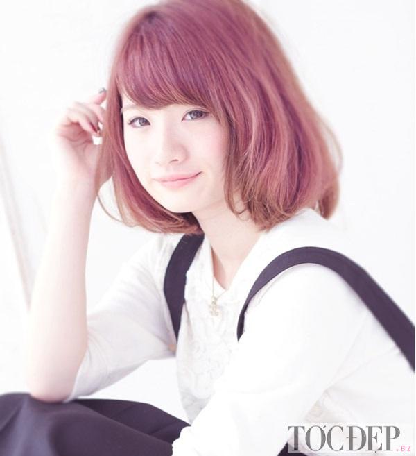 màu tóc đẹp tôn da