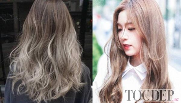 móc light tóc màu nào đẹp