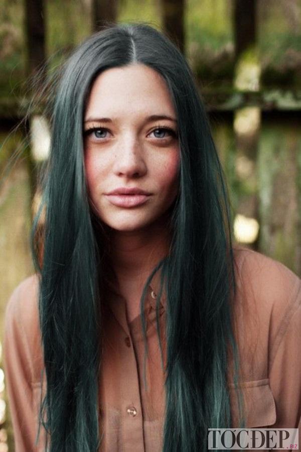 nhuộm tóc màu gì cho sáng da