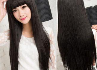 tóc dài đẹp