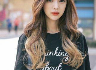 tóc xoăn dài lọn to