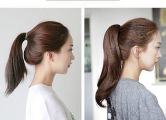 cách làm tóc nhanh dài bằng muối