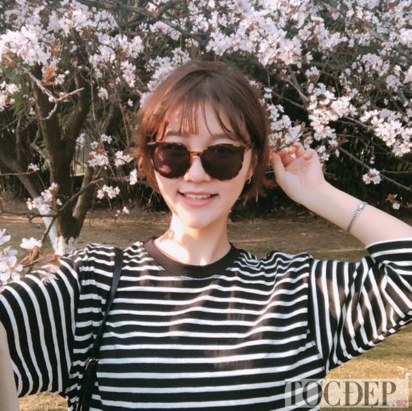 tóc tém Hàn Quốc