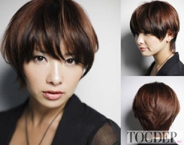 tóc tém Nhật